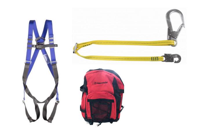 Schutzausrüstung Set 1 - Basic