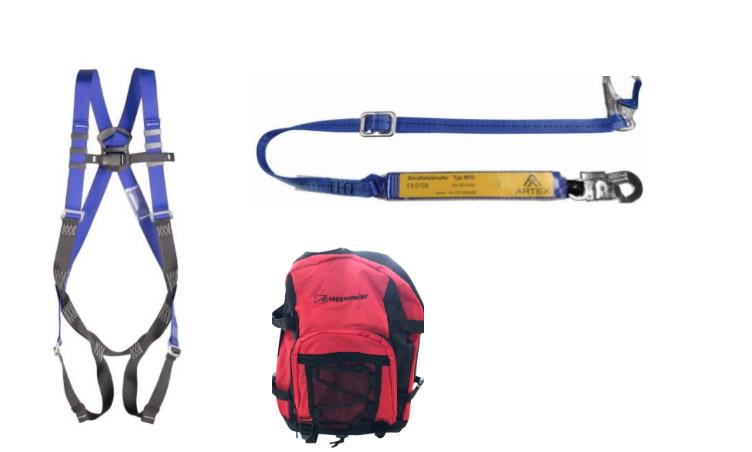 Schutzausrüstung Set 2 - Standard