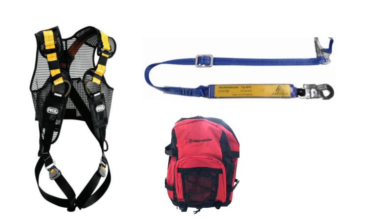 Schutzausrüstung Set 3 - Professional