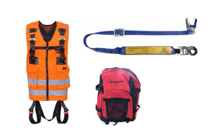 Schutzausrüstung Set 4 - Komfort