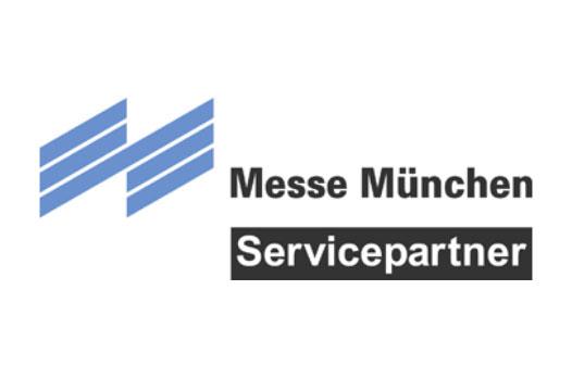 Logo Servicepartner Messe München