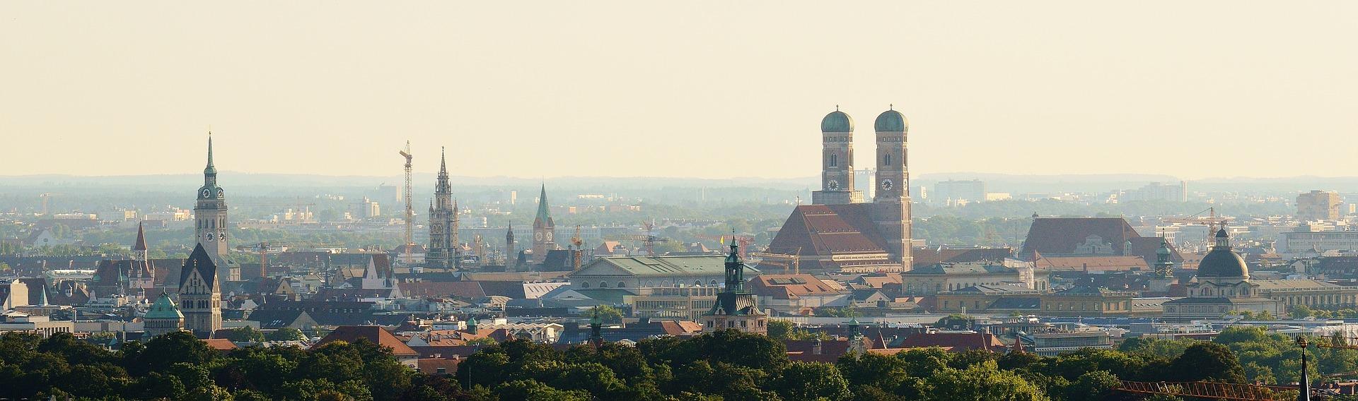 Region München Frauenkirche