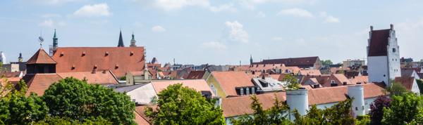 Region Ingolstadt Stadtansicht