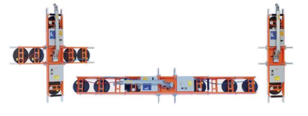 RZ Glassauger 600 kg